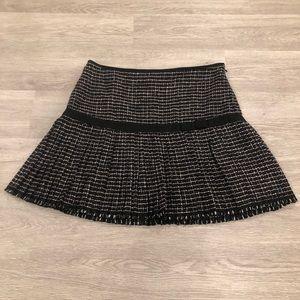 Elie Tahari Wool Blend Skirt Size 8